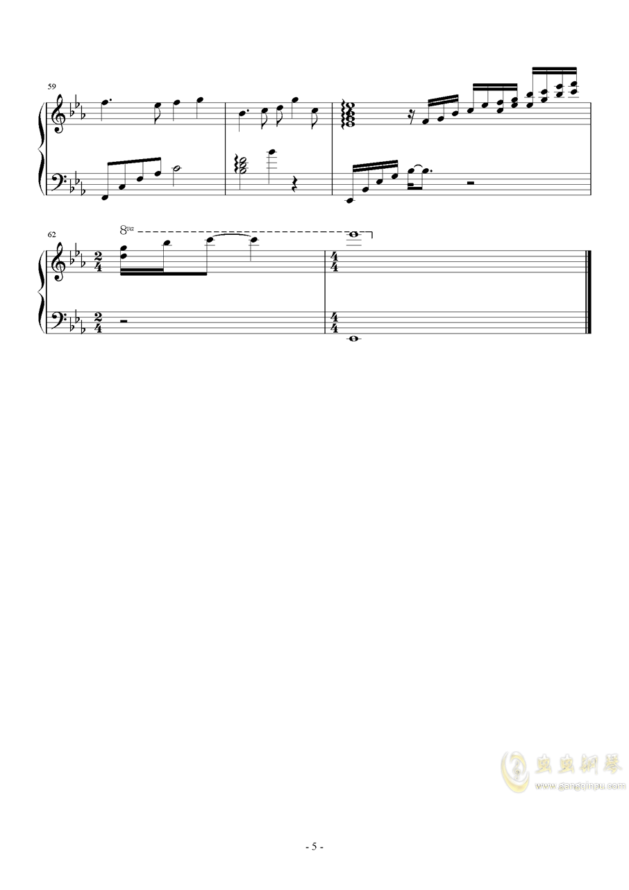 原钢琴弹奏视频:http://v.youku.com/v_show/id_XNjkyNTc5MDY0.html?spm=a2h0k.8191407.0.0&from=s1.8-1-1.2 有人觉得这个弹奏编曲不错,希望能让我帮着记一下谱来弹,索性发布一下吧。
