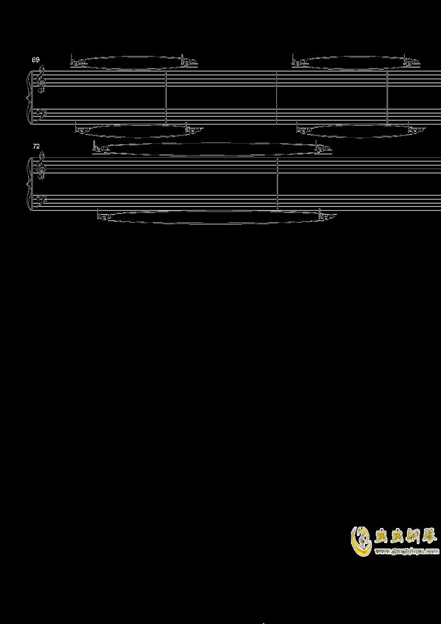 火星练习曲Op.2 No.5钢琴谱 第4页