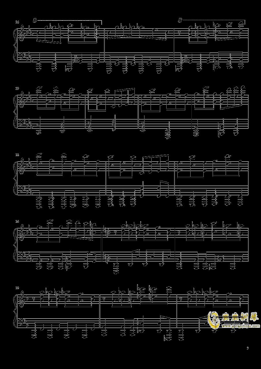 Reverse Ideology钢琴谱 第3页