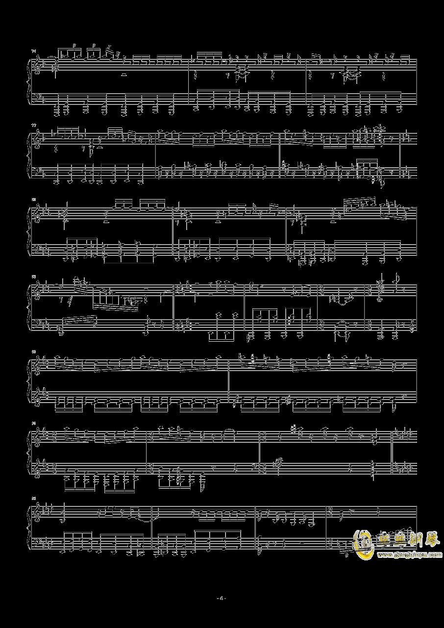 猫和老鼠钢琴谱 第4页
