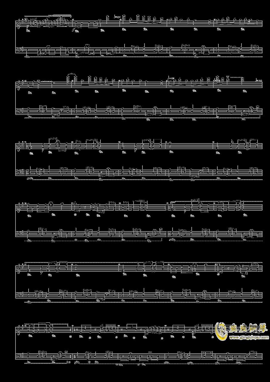 上海红茶馆钢琴谱 第3页