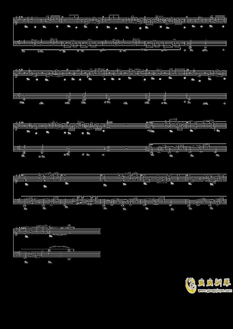 上海红茶馆钢琴谱 第4页