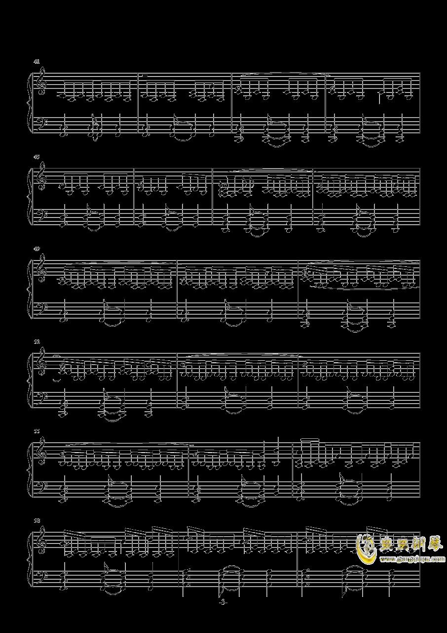 TwoStepsFromHell-Breathe钢琴谱 第3页