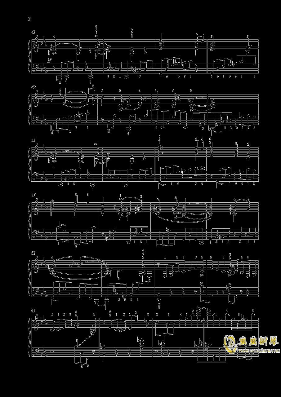 尼古拉斯凯帕斯汀 钢琴谱 第3页