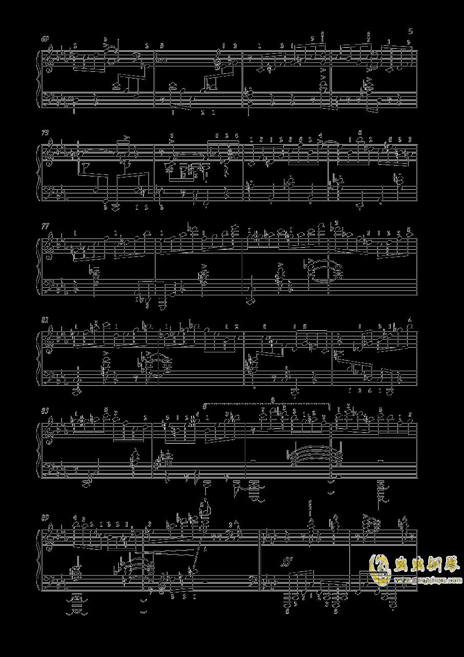 尼古拉斯凯帕斯汀 钢琴谱 第4页