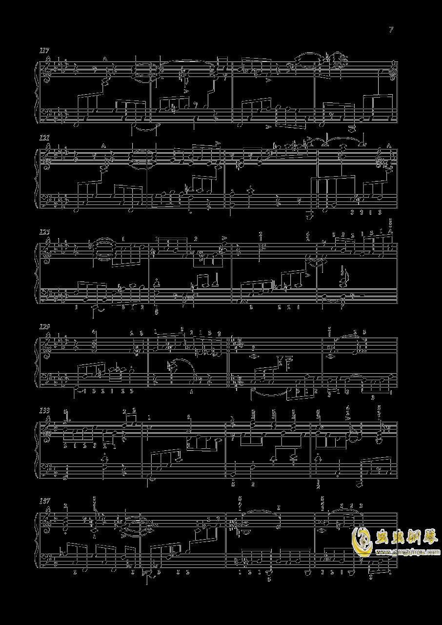 尼古拉斯凯帕斯汀 钢琴谱 第6页
