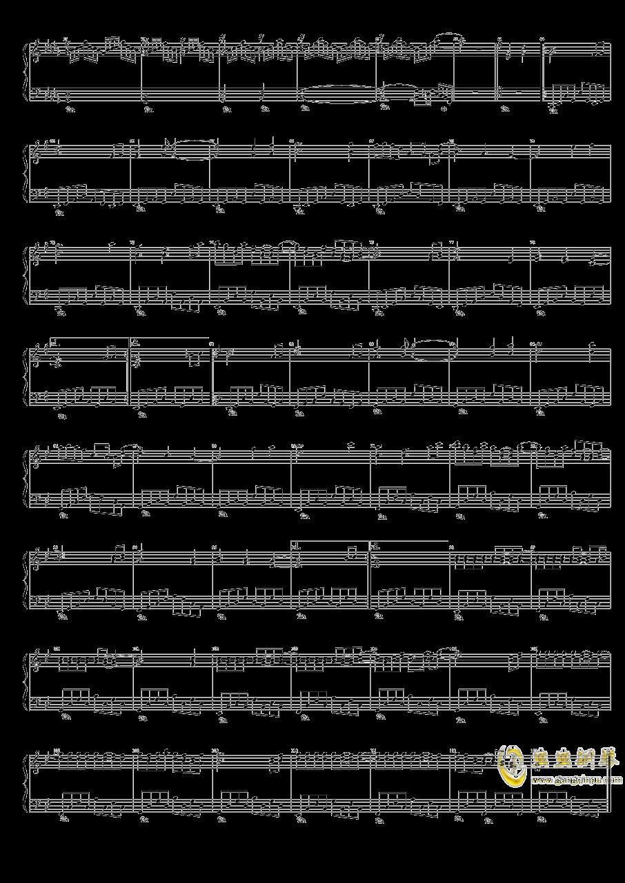 感情的摩天楼钢琴谱 第2页