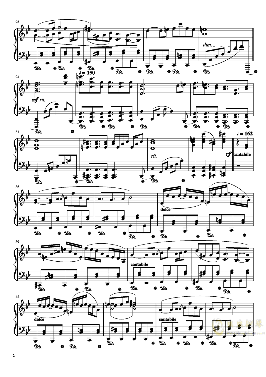 �Aのさかづき大江山钢琴谱 第2页