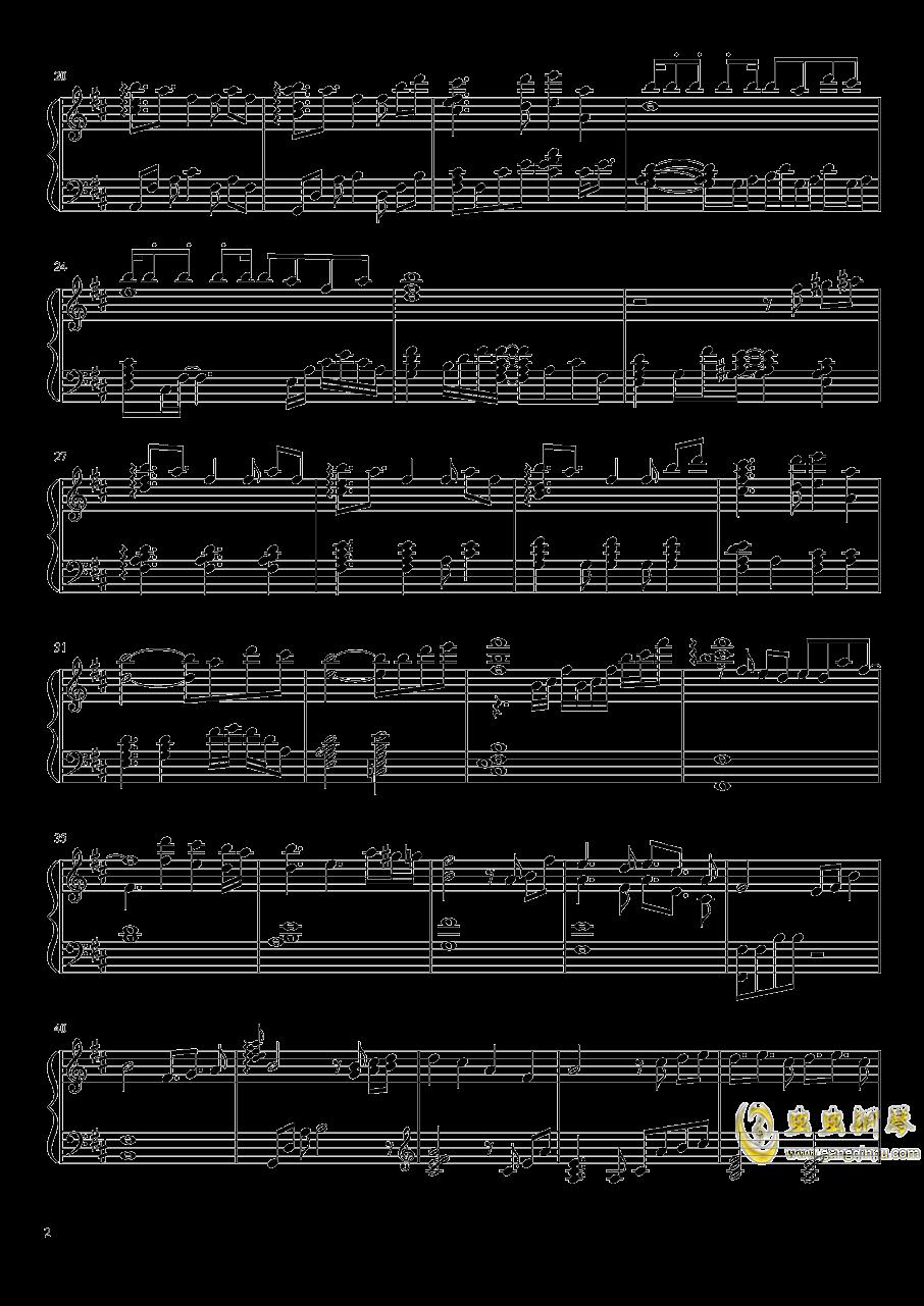 斯佩比亚帝国)钢琴谱 第2页