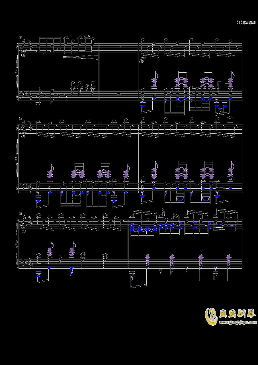 despacito钢琴谱 第2页