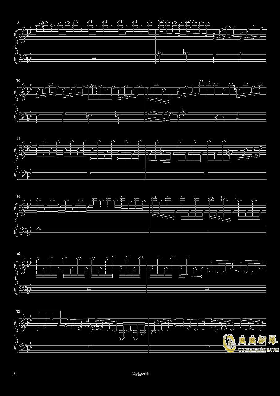 极品钢琴CL11考级曲目钢琴谱 第2页