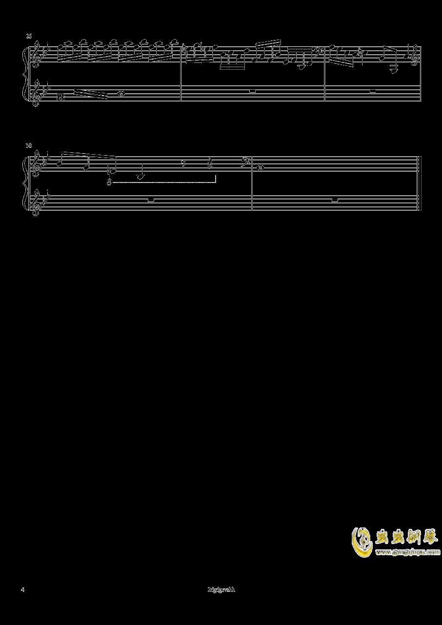 极品钢琴CL11考级曲目钢琴谱 第4页