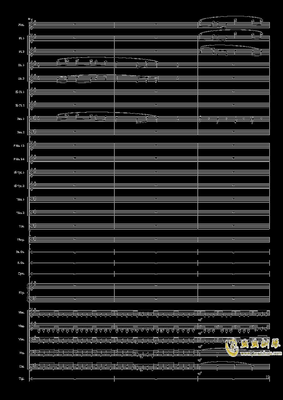Capriccio Brilliant in E Minor, Op.94 II.Dance of summer (Scherzo)钢琴谱 第19页