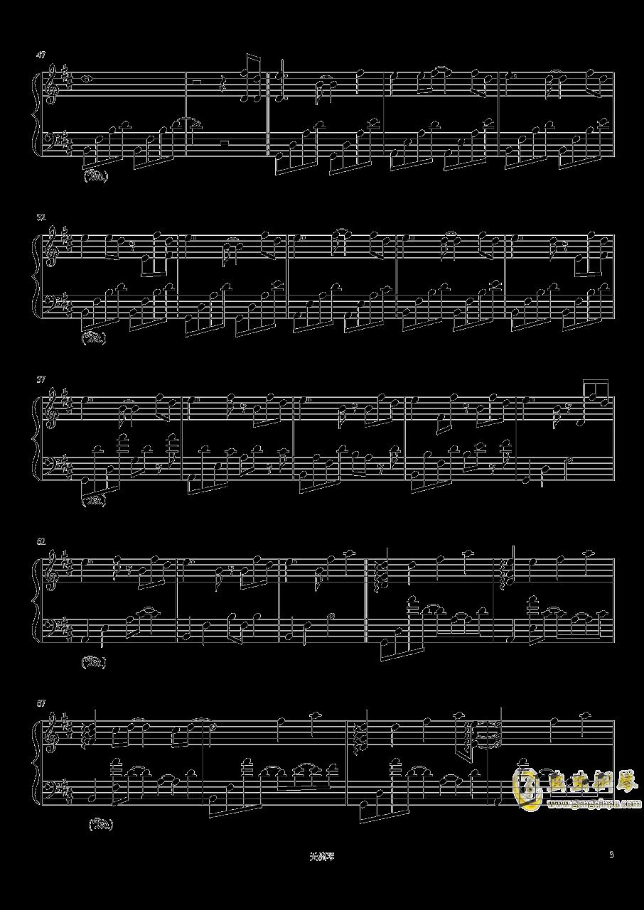 Take me hand钢琴谱 第3页