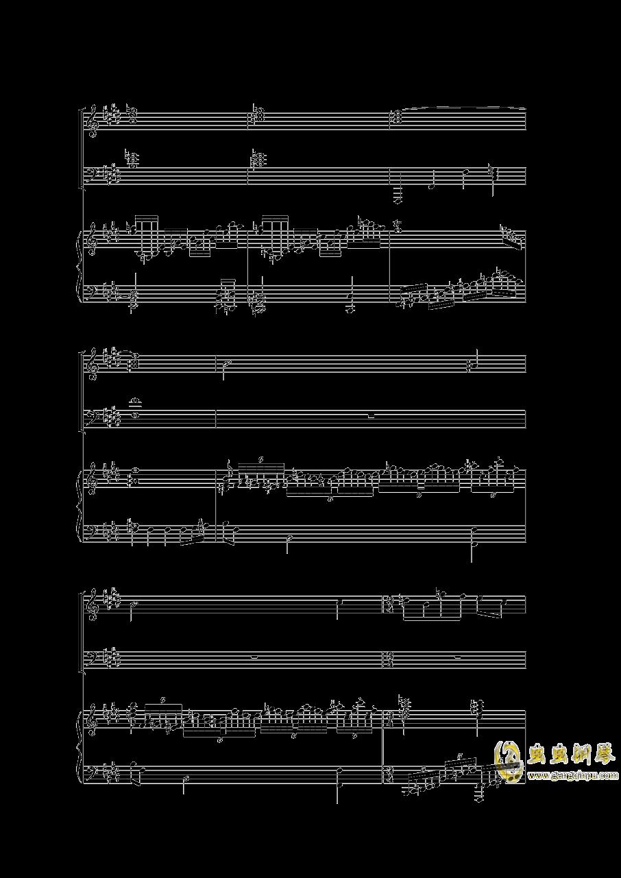 Piano Concerto I钢琴谱 第11页