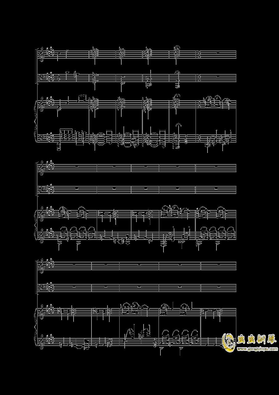 Piano Concerto I钢琴谱 第13页
