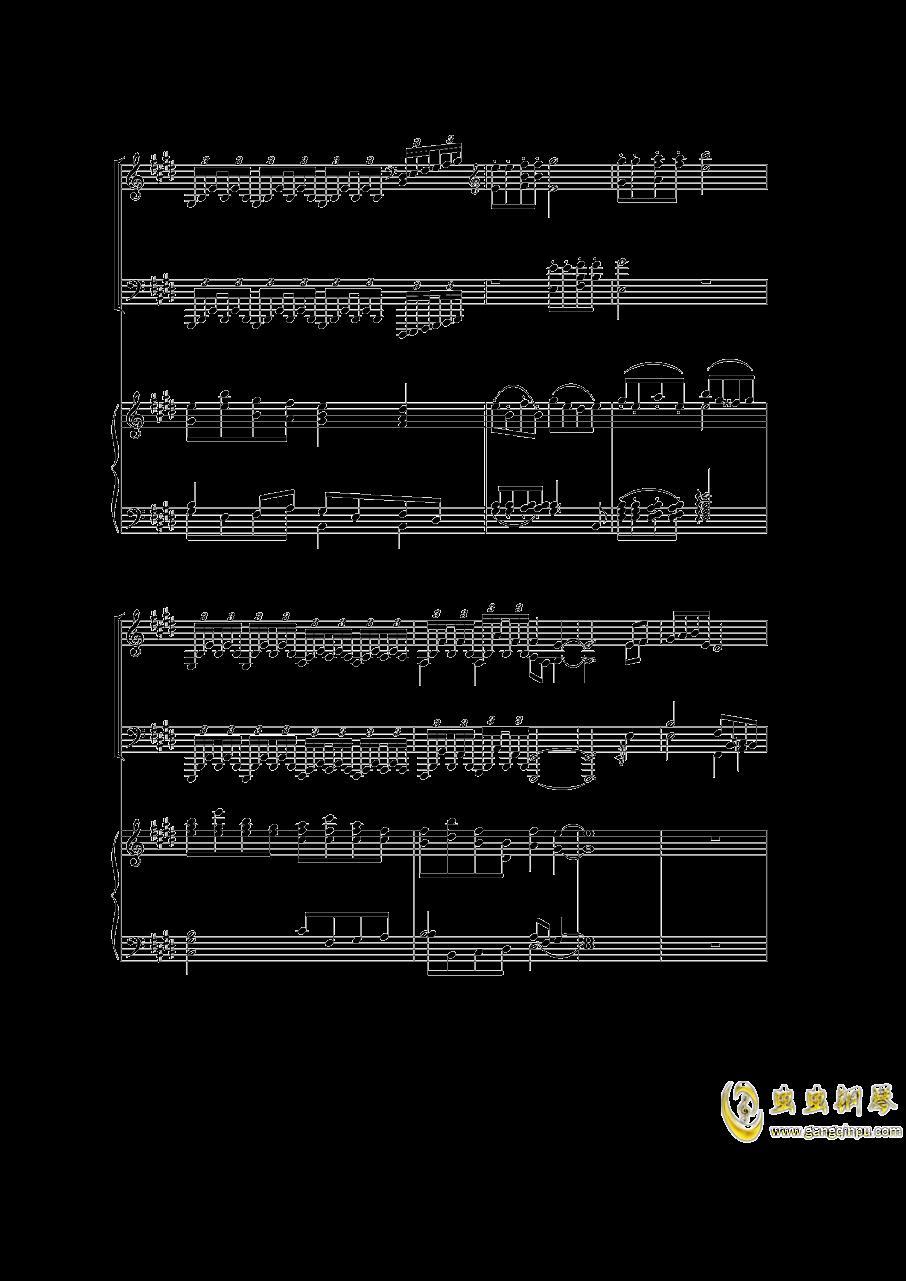Piano Concerto I钢琴谱 第18页