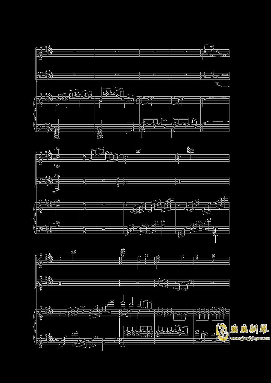 Piano Concerto I钢琴谱 第20页