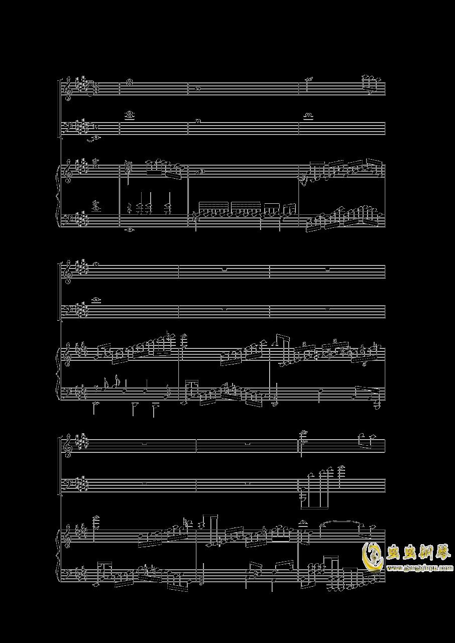 Piano Concerto I钢琴谱 第3页