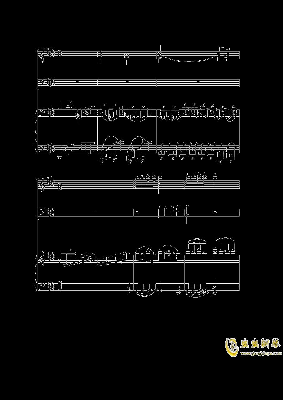 Piano Concerto I钢琴谱 第6页