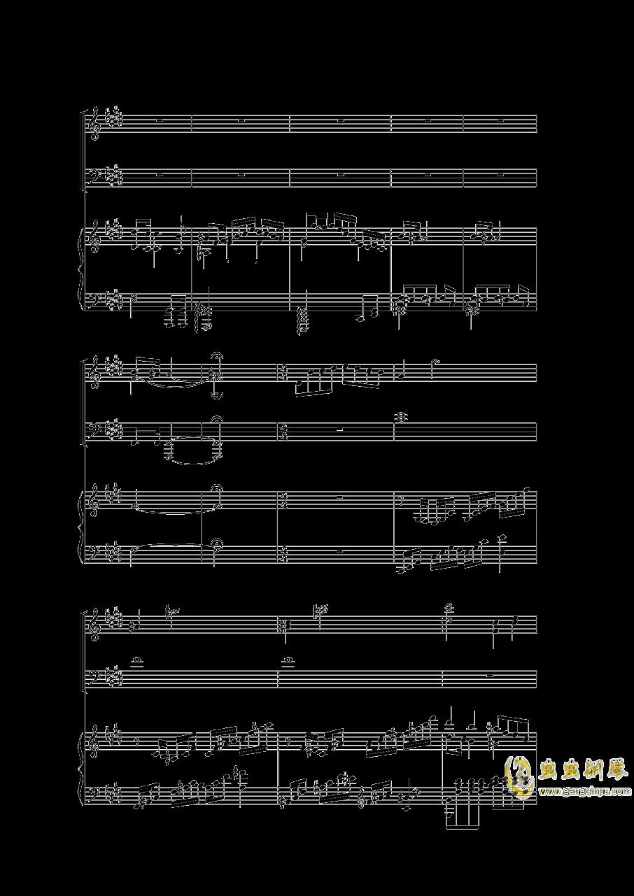 Piano Concerto I钢琴谱 第9页