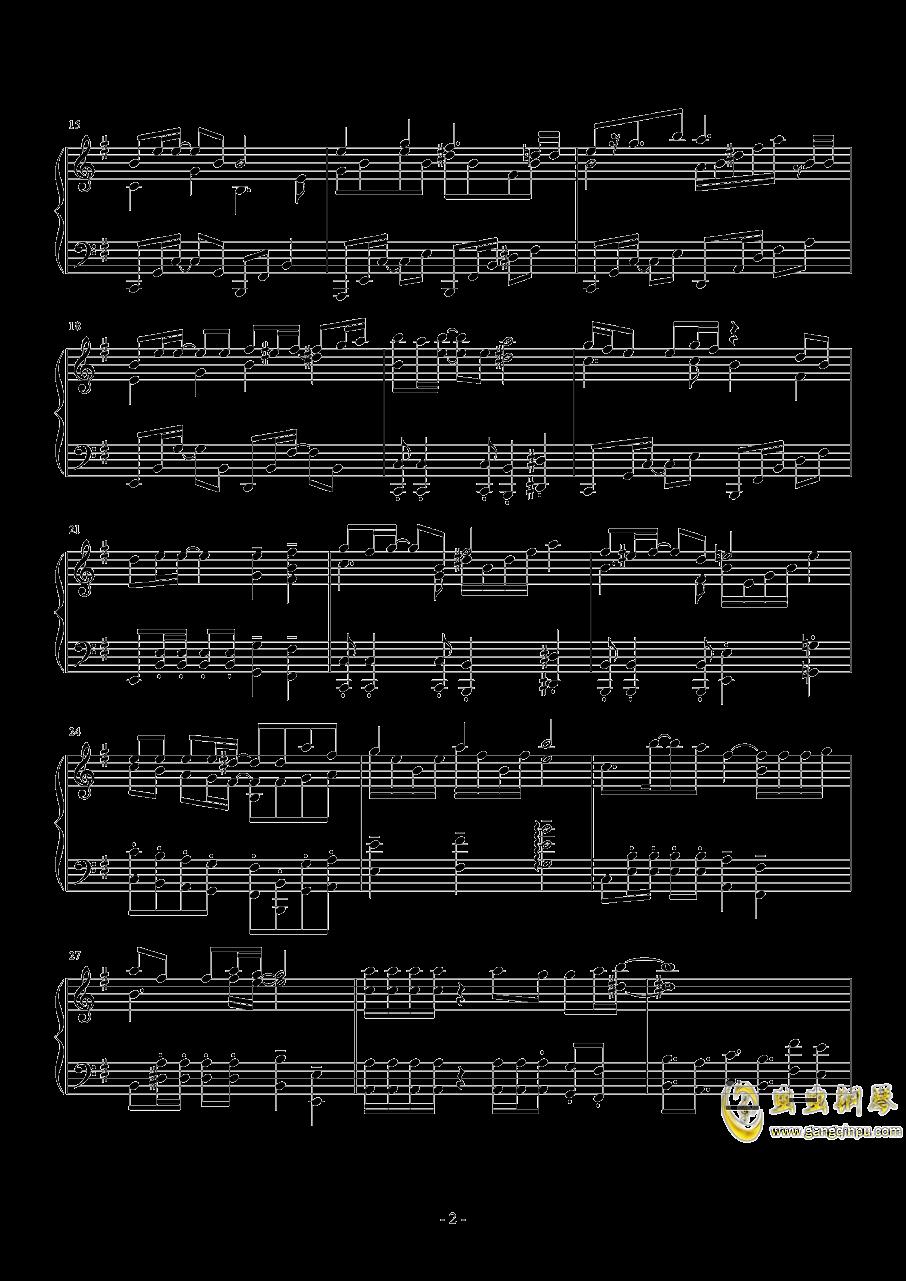 μ's~Mermaid Festa Vol.1(人鱼狂欢节vol.1)钢琴谱 第2页