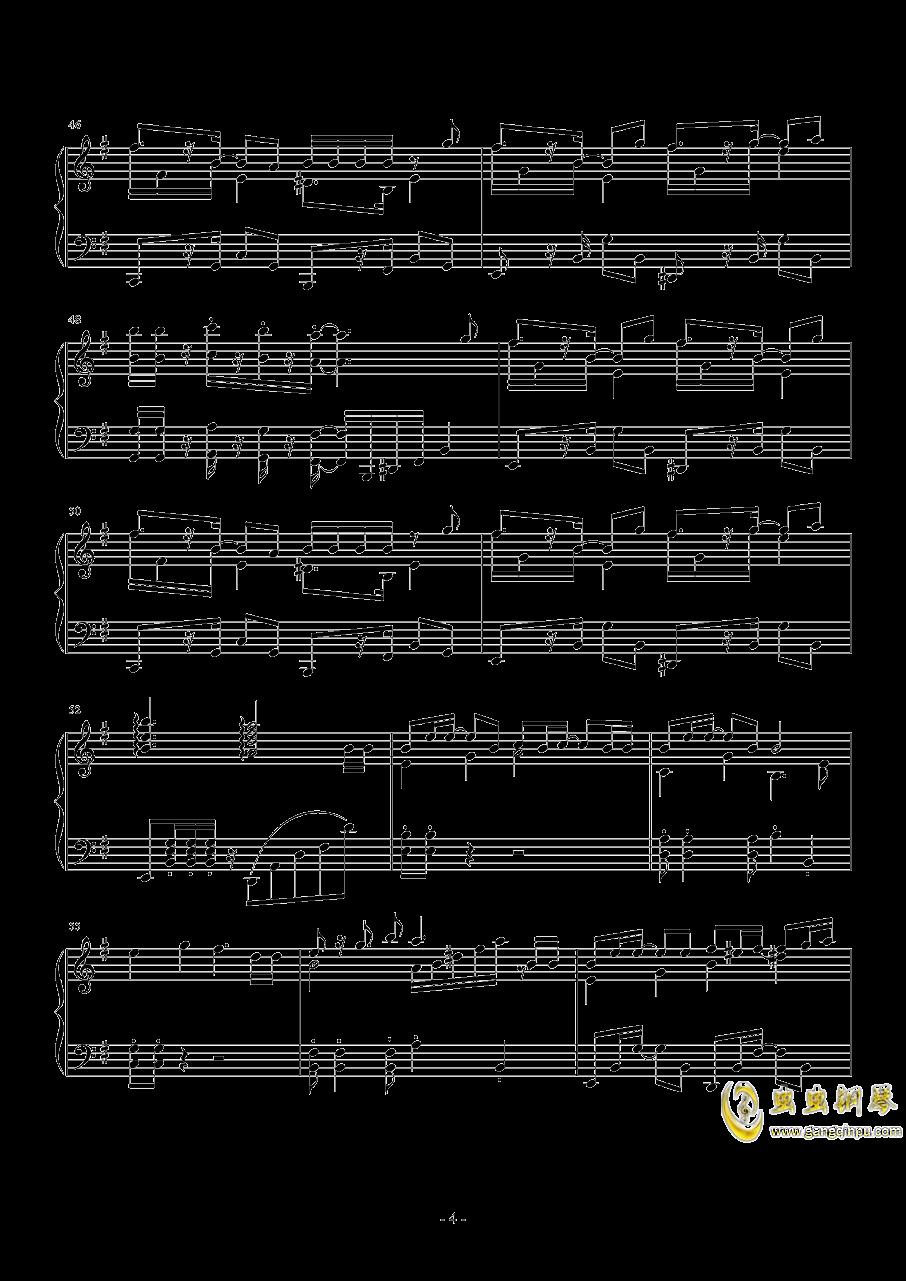 μ's~Mermaid Festa Vol.1(人鱼狂欢节vol.1)钢琴谱 第4页