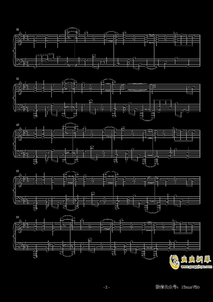 Jocelyn Flores ― XXXTentacion钢琴谱 第2页