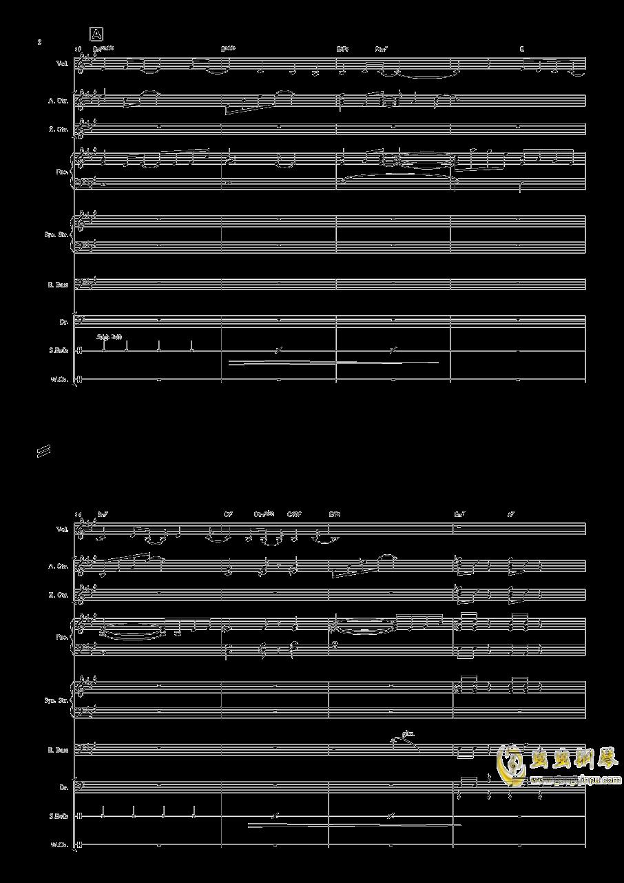 Snow Halation钢琴谱 第2页