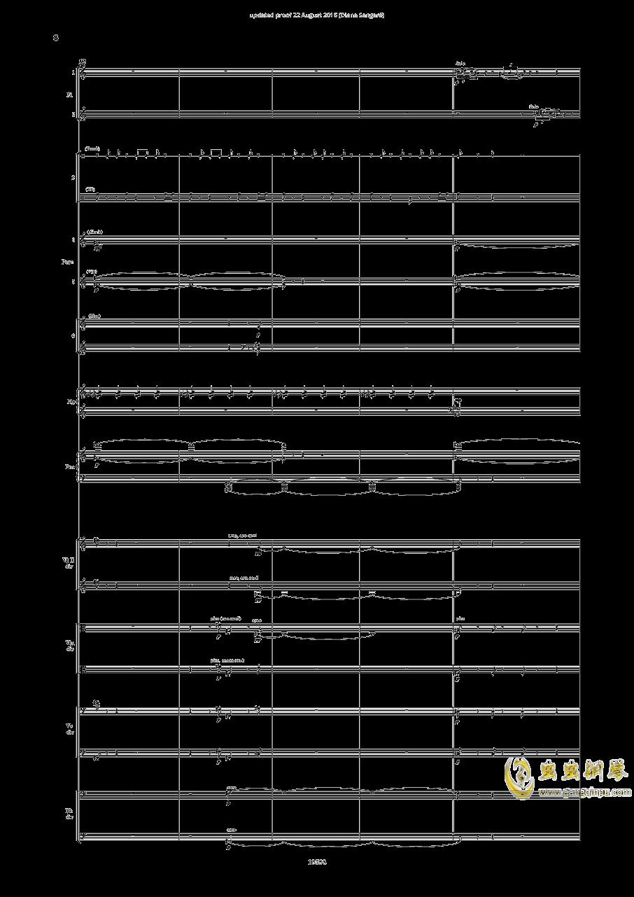 乐队协奏曲钢琴谱 第10页