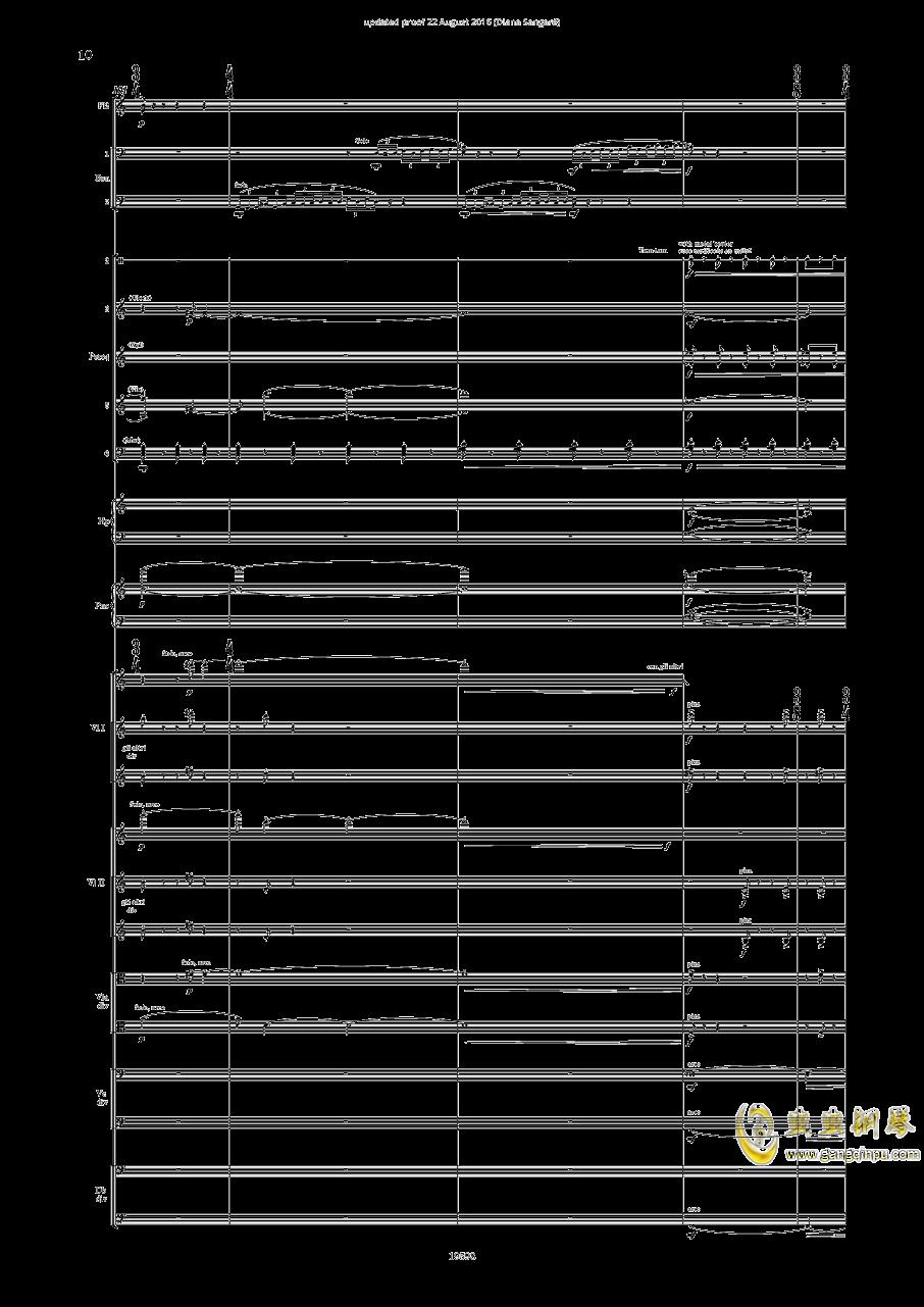 乐队协奏曲钢琴谱 第12页