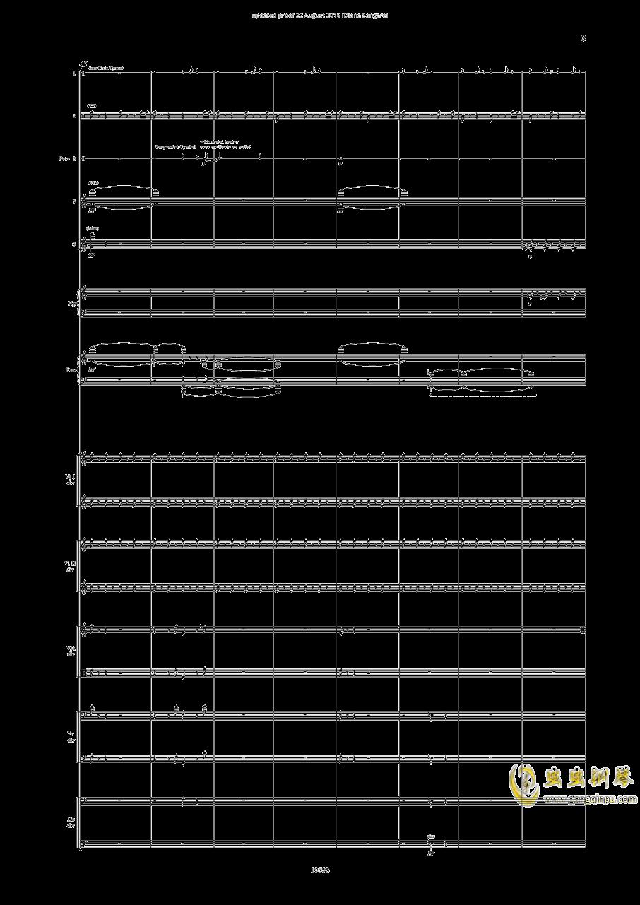 乐队协奏曲钢琴谱 第5页