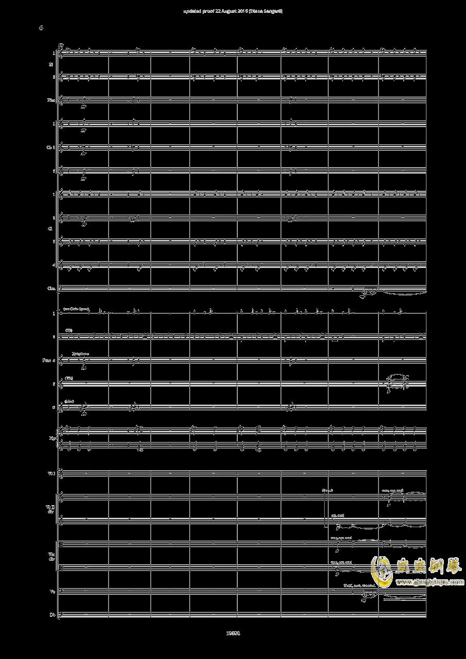 乐队协奏曲钢琴谱 第8页