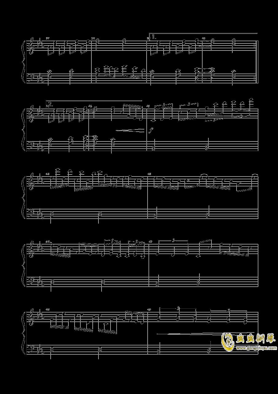 魔女们的舞会钢琴谱 第3页