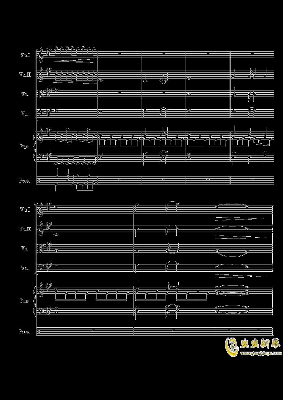 Catch My Breath钢琴谱 第13页