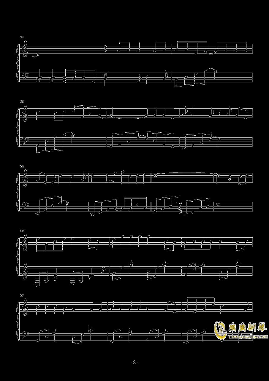 学猫叫钢琴谱 第2页
