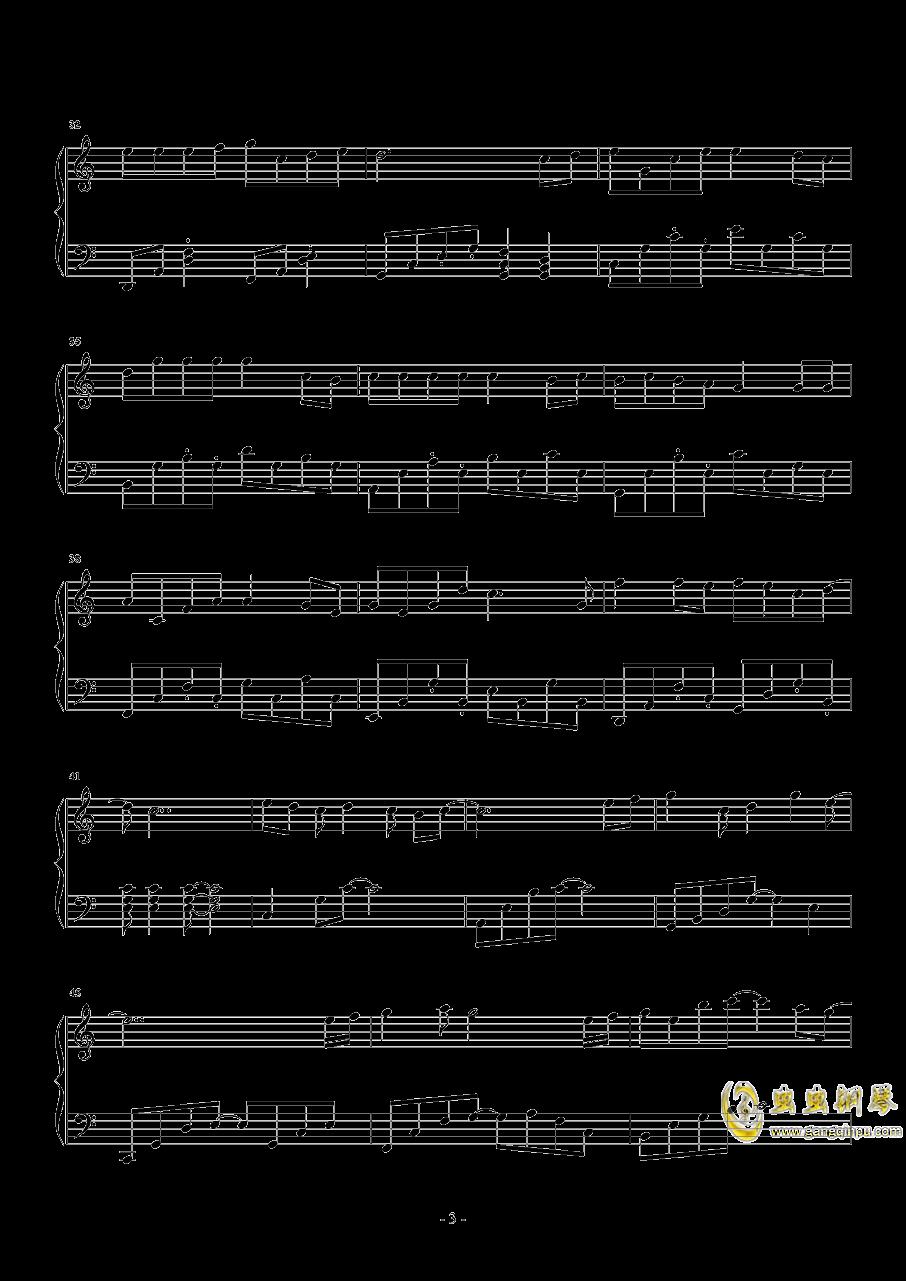 学猫叫钢琴谱 第3页