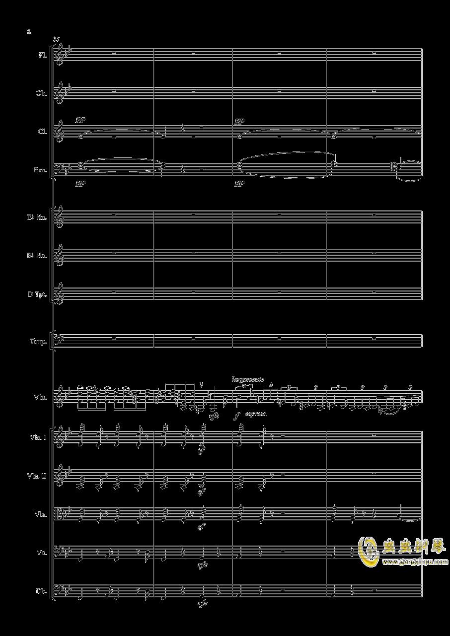 g小调第1小提琴协奏曲Op.26-第一乐章澳门星际官网 第8页