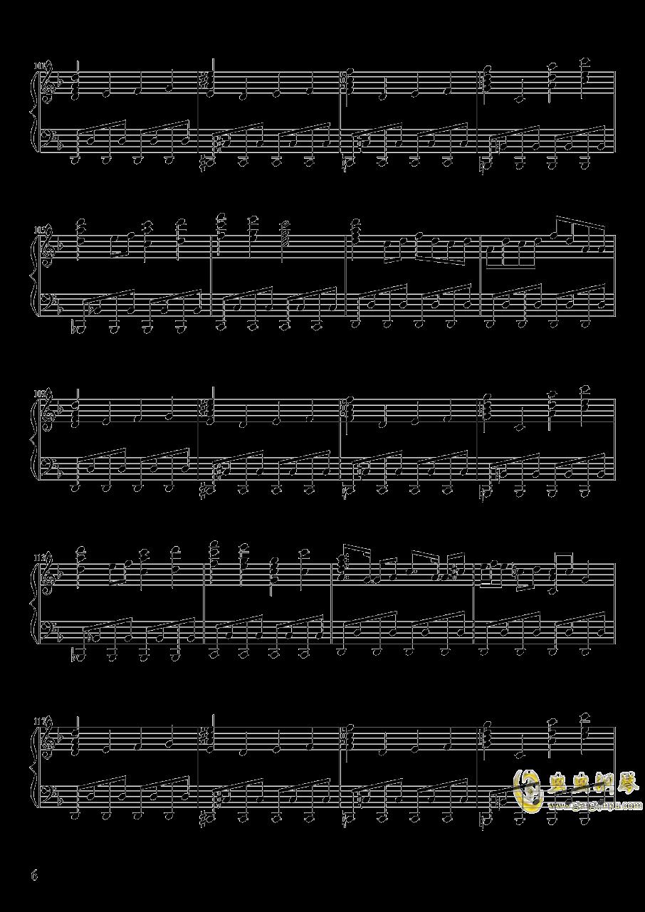 Pure Fries钢琴谱 第6页