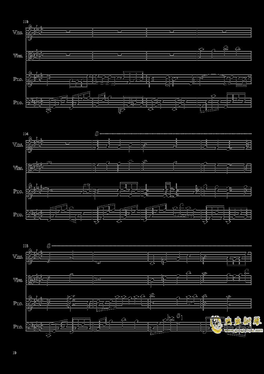Ever Eternity钢琴谱 第10页