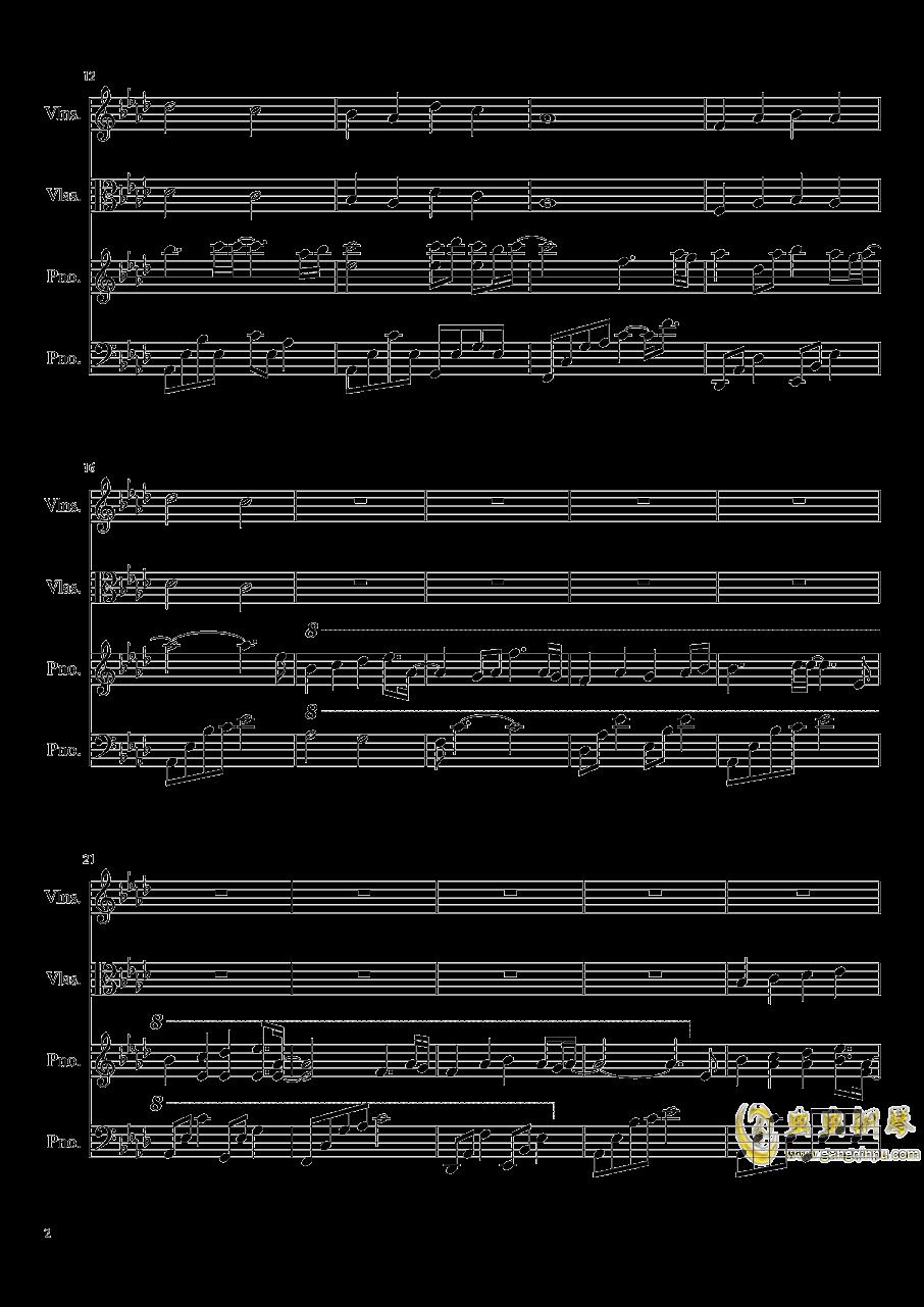 Ever Eternity钢琴谱 第2页