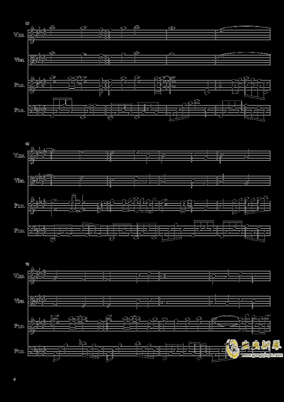 Ever Eternity钢琴谱 第6页