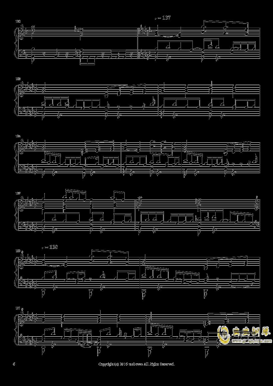17年曲谱_钢琴简单曲谱