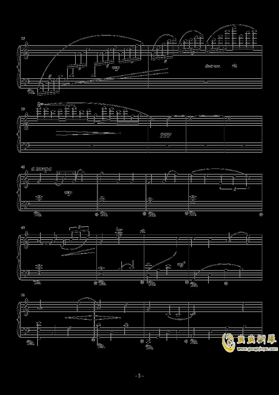 播放钢琴谱 第3页