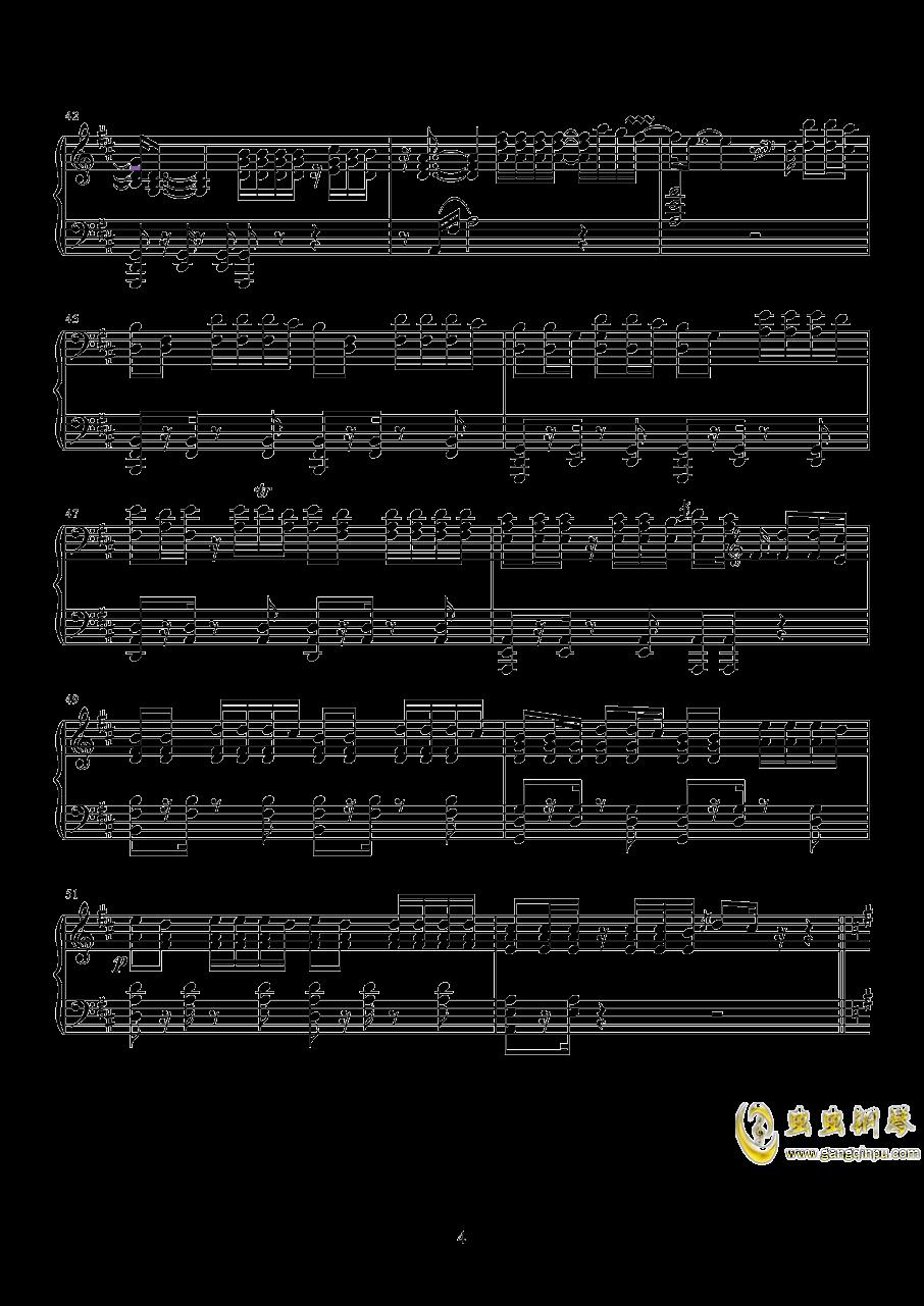 despacito钢琴谱 第4页