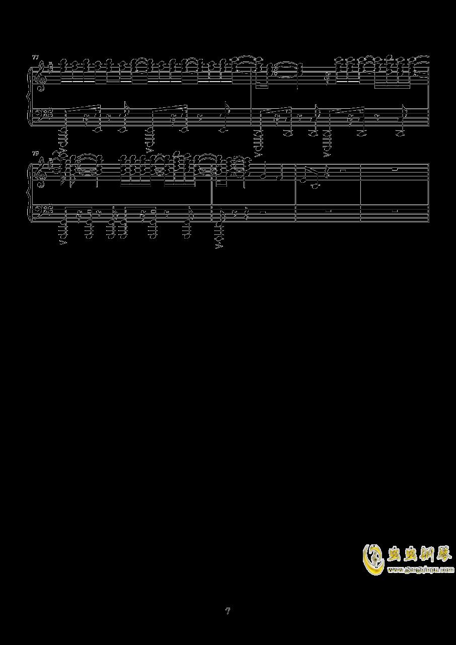despacito钢琴谱 第7页