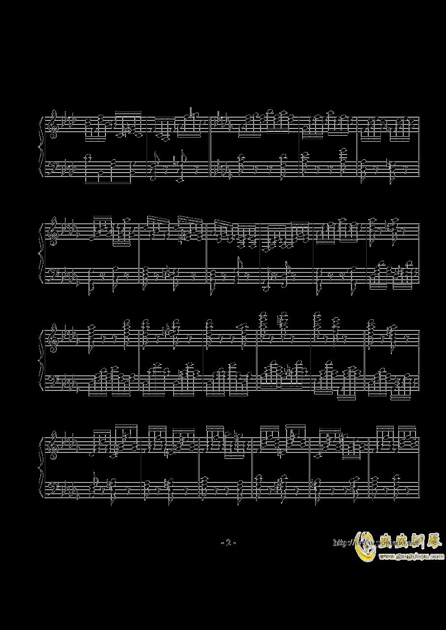 练习曲Op_1 No_8【分解和弦双音练习曲】澳门星际官网 第2页