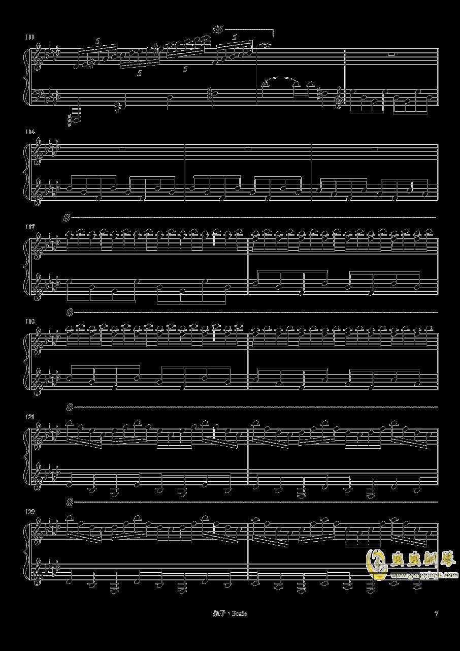 clocks-时钟钢琴谱 第7页