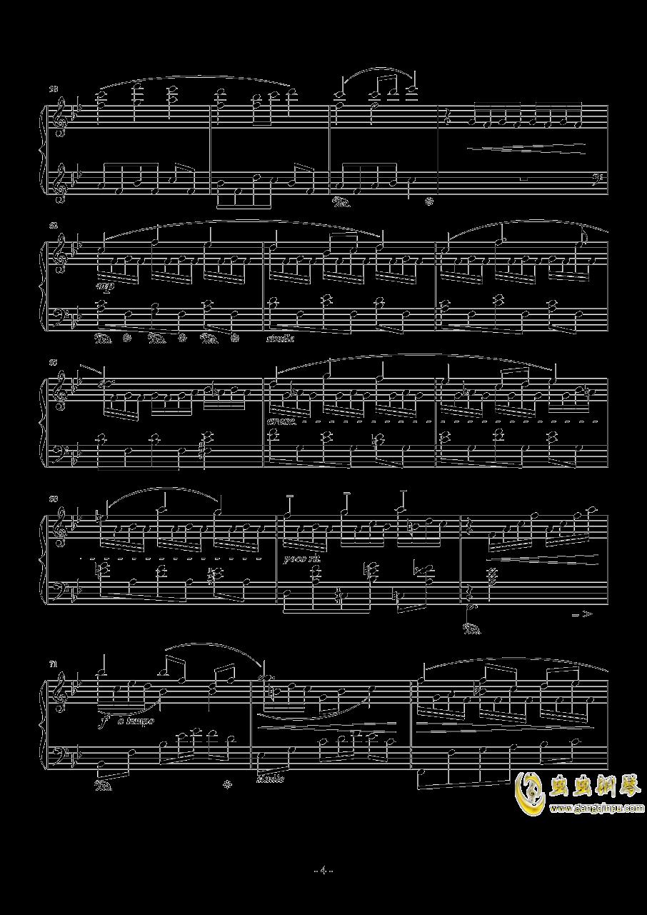隐者的书库钢琴谱 第4页