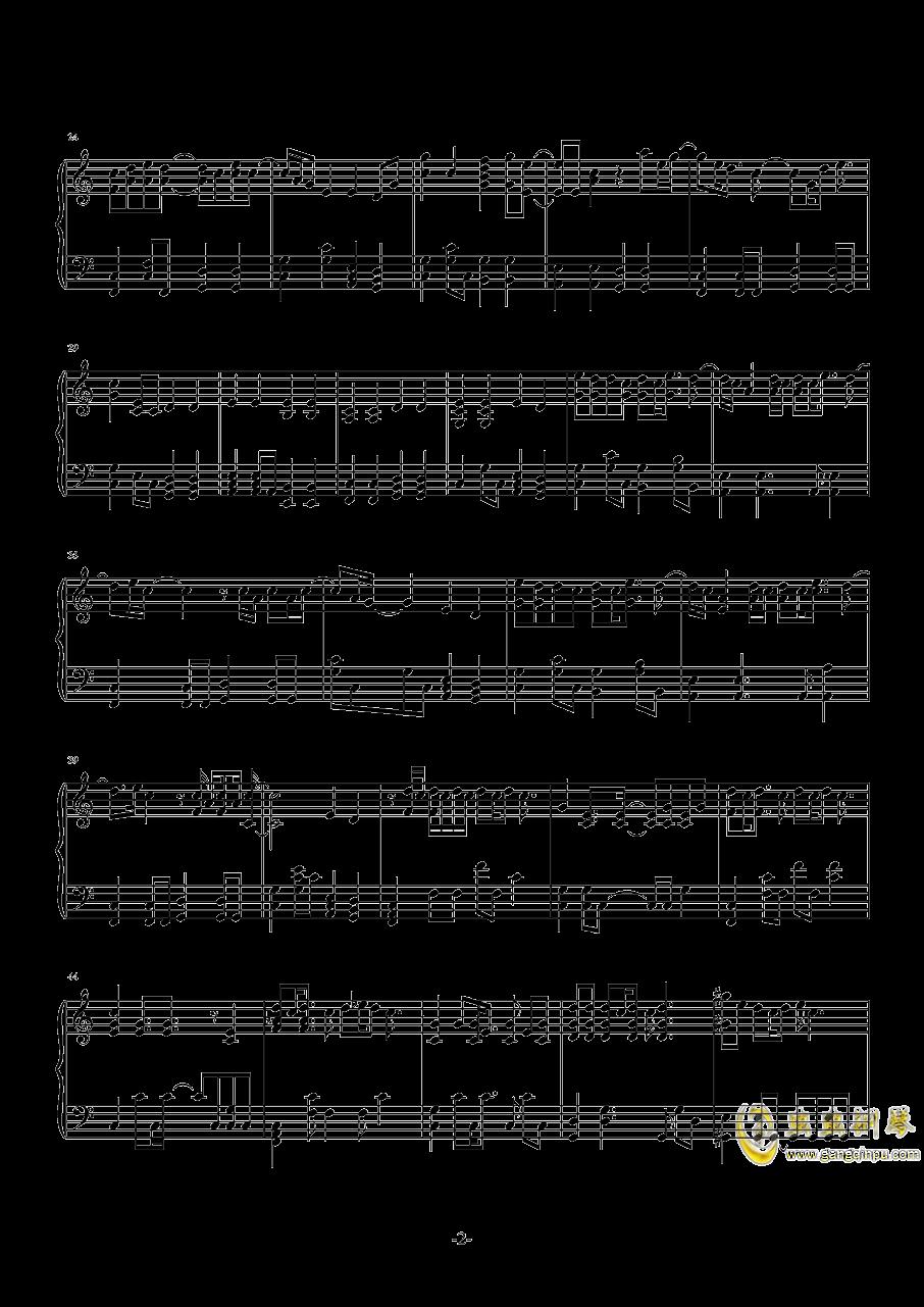 Don钢琴谱 第2页